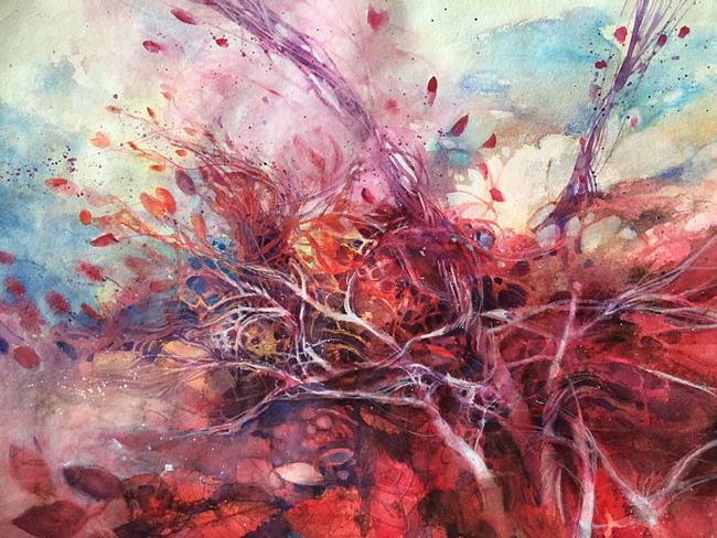Art: Arbusti by Artist Alessandro Andreuccetti