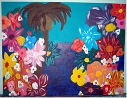 Art: Lost Paradise by Artist Jennifer Lee