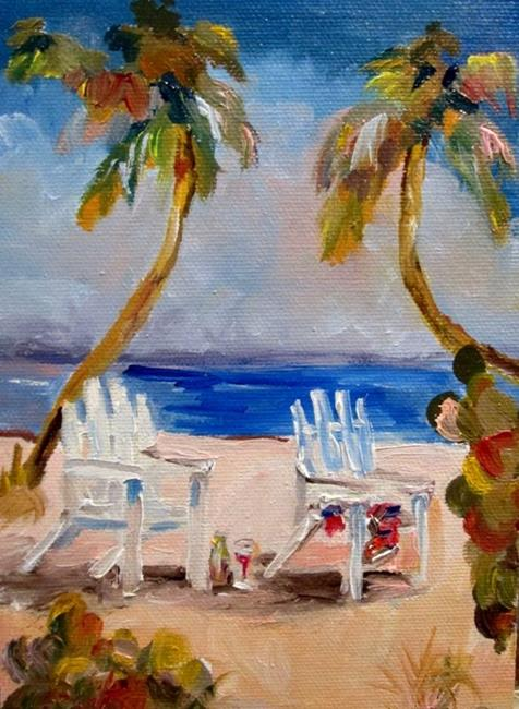 Art: Afternoon Delight-sold by Artist Delilah Smith