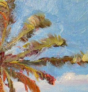 Detail Image for art Tropical Breeze