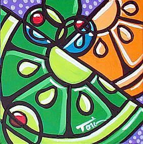 Art: Pop Tart #1 by Artist Tori Siegel