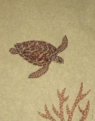 Art: Heading to Hawaii by Artist Jackie K. Hixon