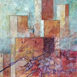 Art: Torri, antiche pietre e uva by Artist Alessandro Andreuccetti