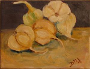 Detail Image for art Garlic