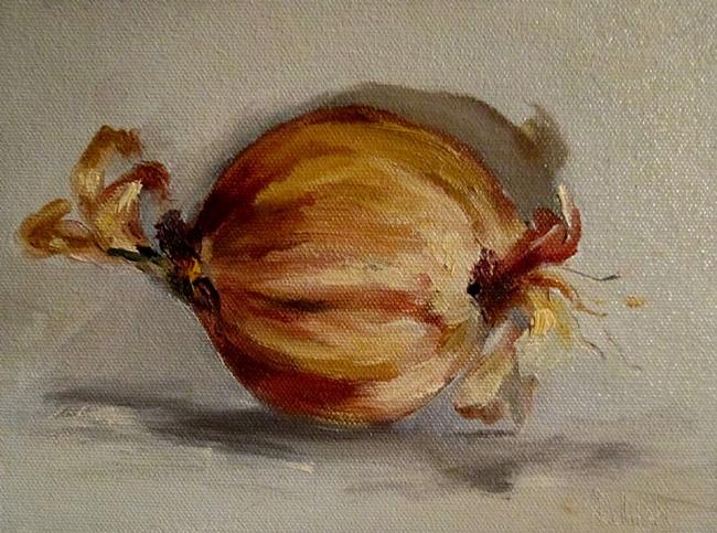 Art: Vidalia Onion-sold by Artist Delilah Smith