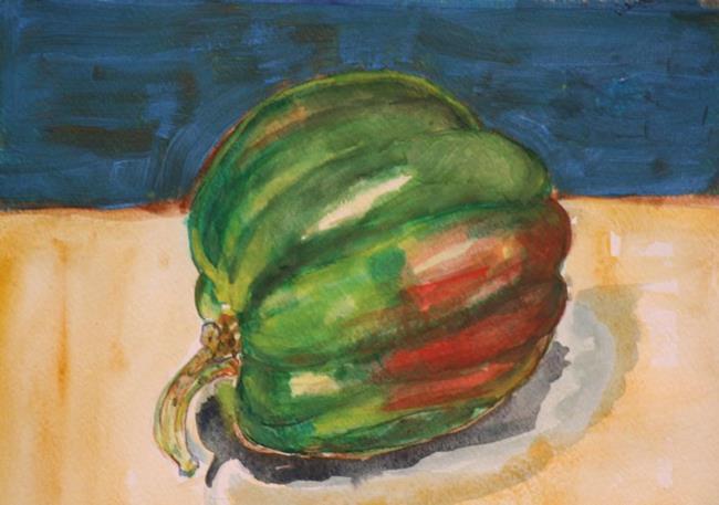 Art: Fresh Vegtables by Artist Delilah Smith