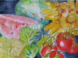 Detail Image for art Sun Stuck