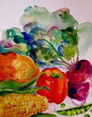 Art: Organic No. 2 by Artist Delilah Smith