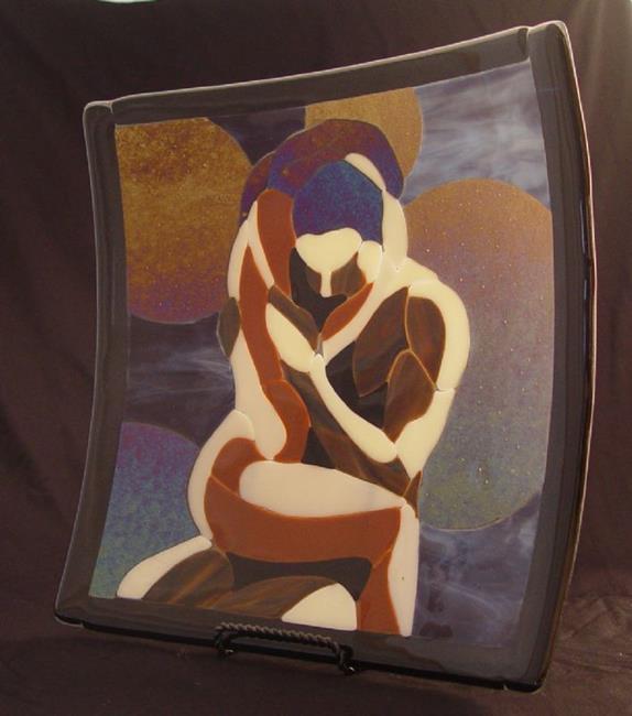Art: Supplication by Artist Dawn Lee Thompson
