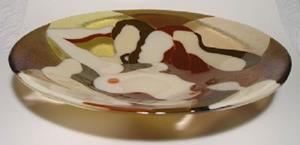 Detail Image for art Love Bowl (Nude)