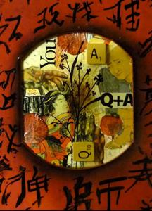 Detail Image for art Japanese Collage (GIFTED)