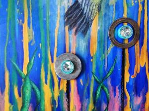 Detail Image for art Hummingbird