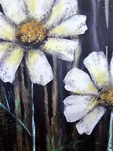 Detail Image for art Daisies (GIFTED)