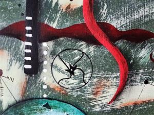 Detail Image for art Miro Tribute