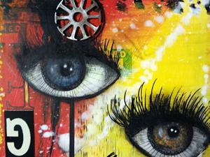 Detail Image for art Three Eyes