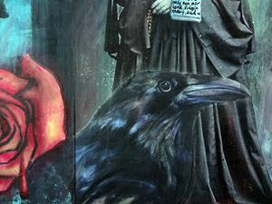 Detail Image for art Sister Crow