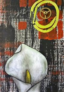Detail Image for art Calla Lily