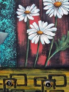 Detail Image for art Daisy May (SOLD)
