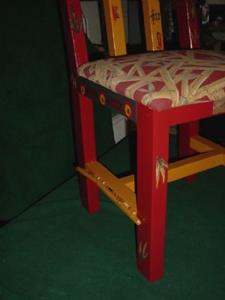 Detail Image for art Bamboo Chair