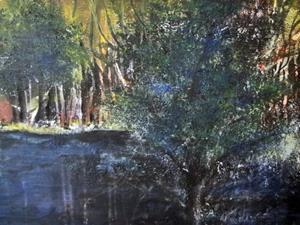 Detail Image for art Northwoods (SOLD)