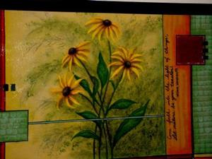 Detail Image for art Black Eyed Susans SOLD