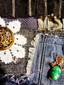 Detail Image for art Boho Purse #1