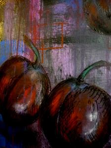 Detail Image for art Plums