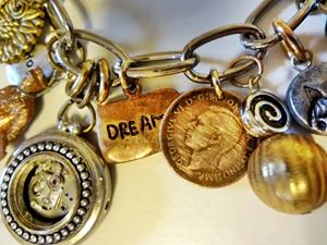 Detail Image for art Copper Man Necklace