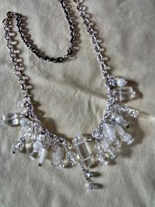 Detail Image for art Crystal Necklace