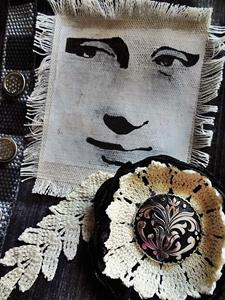 Detail Image for art Boho Purse #20