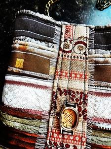 Detail Image for art Boho Purse #5