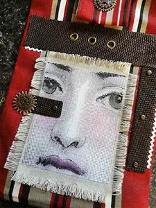 Detail Image for art Boho Purse #18
