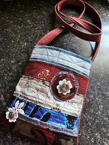 Detail Image for art Boho Purse #22