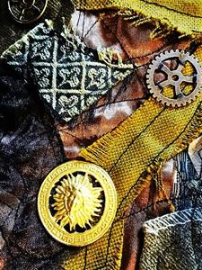 Detail Image for art Boho Purse #4