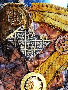 Detail Image for art Boho Purse #4