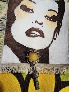 Detail Image for art Boho Purse #15