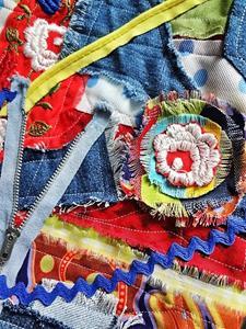 Detail Image for art Boho Purse #12