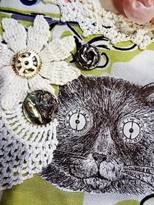 Detail Image for art Steampunk Purse 8 (SOLD)