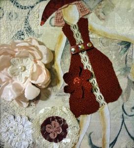 Detail Image for art Dancing Sisters