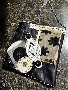 Detail Image for art Steampunk Boho Purse 11 (SOLD)