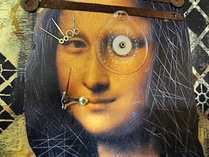 Detail Image for art (SOLD) Mona Lisa