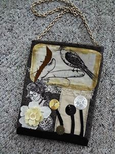 Detail Image for art Steampunk Purse 2