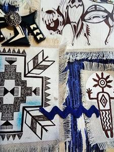 Detail Image for art Boho Purse #8