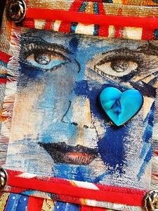 Detail Image for art Boho Purse #19