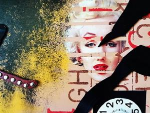 Detail Image for art Broken Record