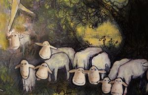 Detail Image for art Grazing