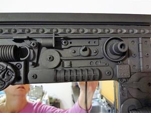 Detail Image for art Steampunk Mirror 2.JPG