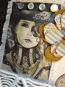 Detail Image for art Steampunk Purse 4 (SOLD)