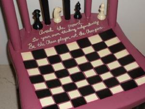 Detail Image for art Be the Chess Player DONATION & COMMISSION