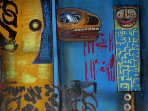 Detail Image for art African Influence (SOLD)
